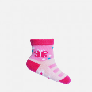 Носки детские НД-1050Д-40 (розовый)