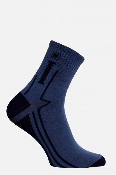 Носки мужские НМ-167-40 (синий)