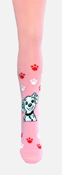 Колготки детские КД-0048 (розовый)