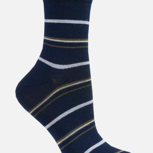 Носки детские НД-1033-40 (т. синий)