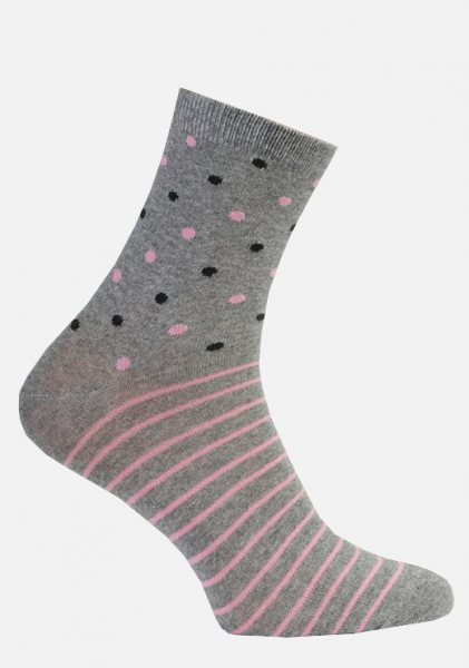 Носки женские НЖ-116-30 (серый)