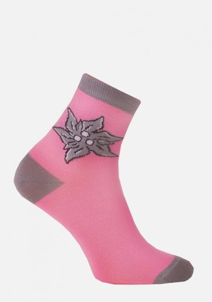 Носки женские НЖ-156-40 (розовый)