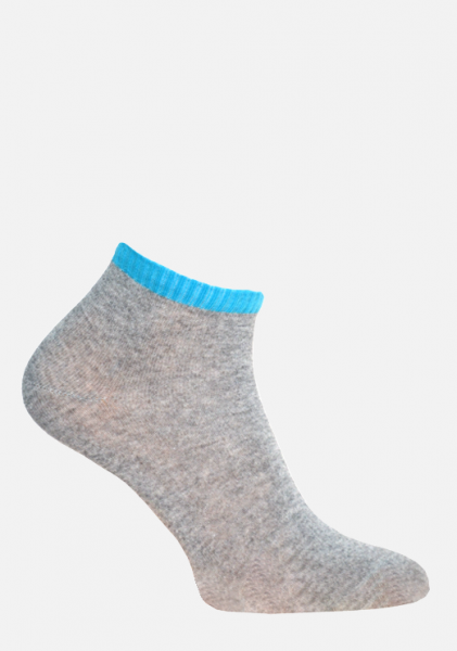 Носки женские НЖ-172-40 (голубой)