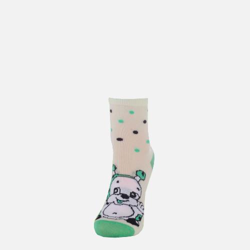 Носки детские НД-1032Д-40 (зеленый)