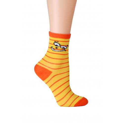 Носки детские НД-1049-40 (оранжевый)