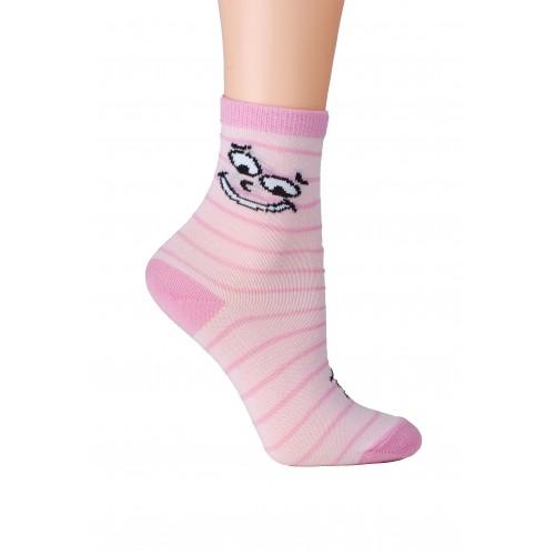 Носки детские НД-1049-40 (св. розовый)
