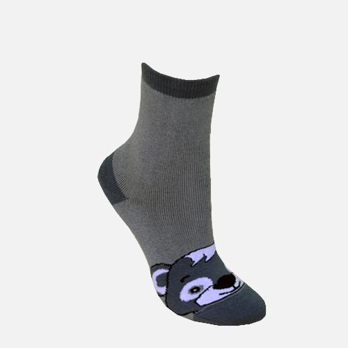 Носки детские НД-1053М-40 (серый)