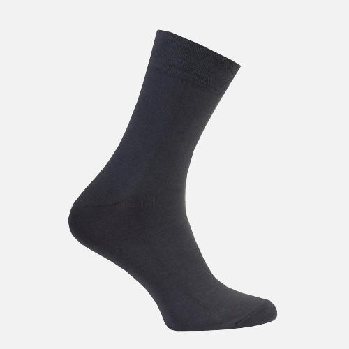 Носки мужские НМ-107-40 (т. серый)