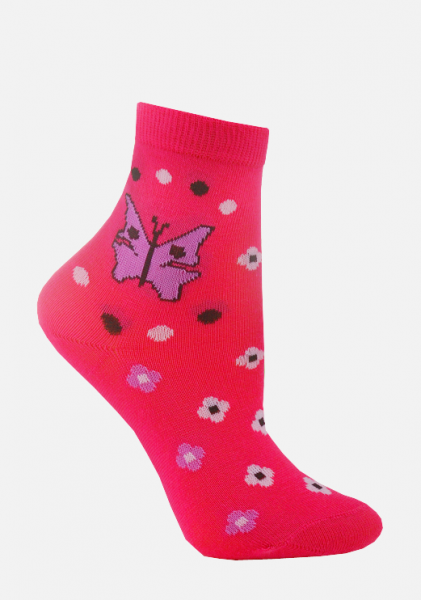 Носки детские НД-1038Д-40 (розовый)