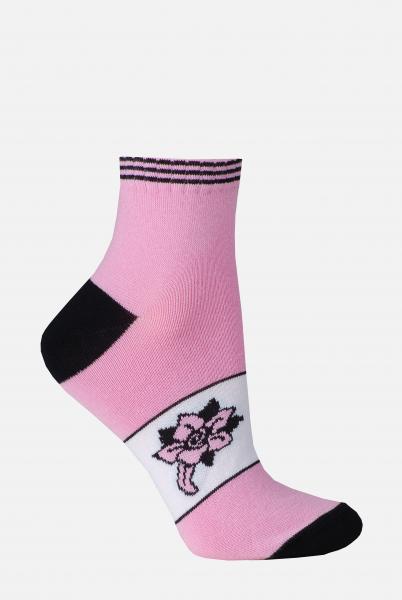 Носки детские НД-1044-40 (розовый)