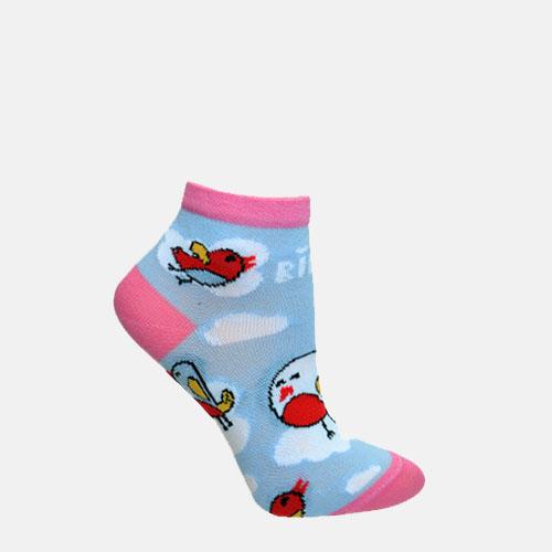 Носки детскиеНД-1118Д-40(голубой)