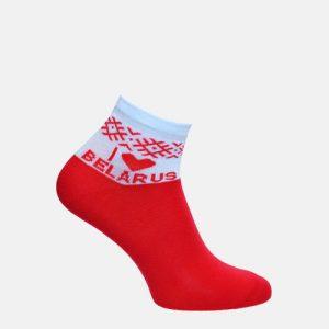 Носки женские НЖ-222-40(красный)