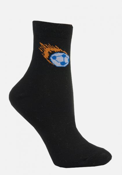 Носки детские НД-1015М-30 (черный)