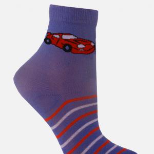 Носки детские НД-1045М-40 (фиолетовый)