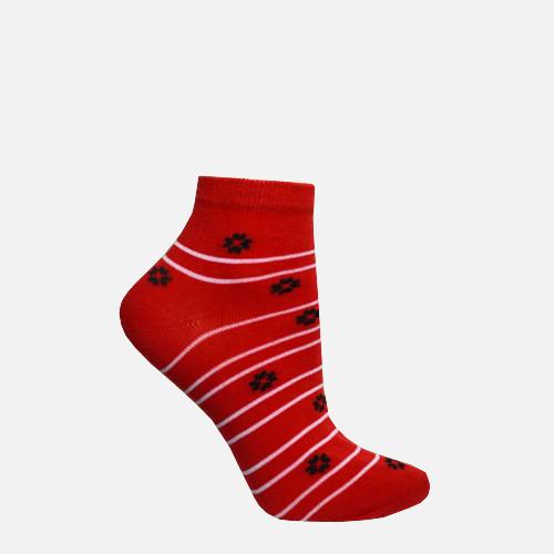 Носки детские НД-1052Д-40 (красный)