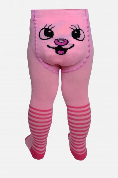 Колготки детские КД-0053 (розовый)
