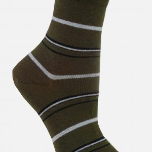 Носки детские НД-1033-40 (т. коричневый)