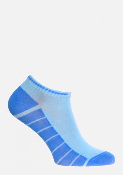 Носки женские НЖ-166-40 (голубой)