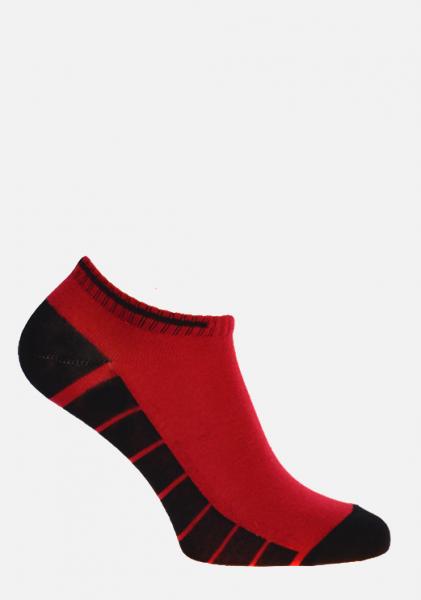 Носки женские НЖ-166-40 (красный)
