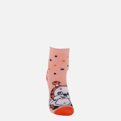 Носки детские НД-1032Д-40 (св. оранжевый)