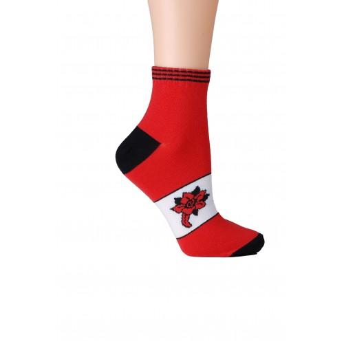 Носки детские НД-1044-40 (красный)