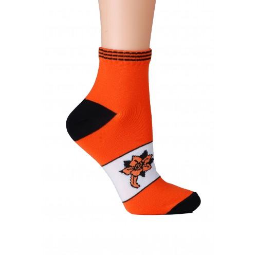 Носки детские НД-1044-40 (оранжевый)