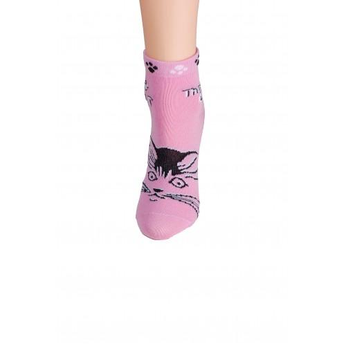 Носки детские НД-1046-40 (розовый)