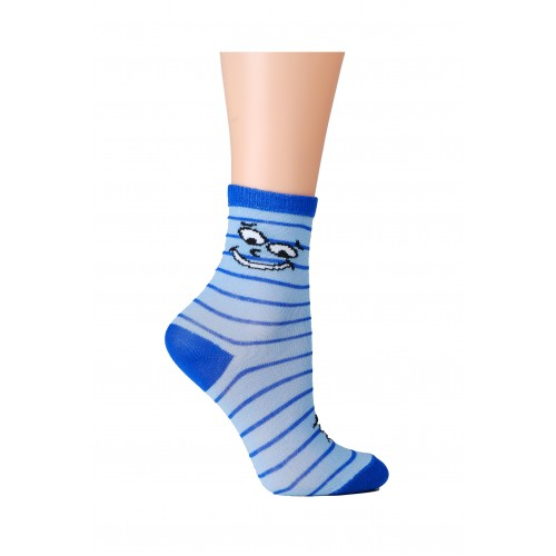Носки детские НД-1049-40 (голубой)